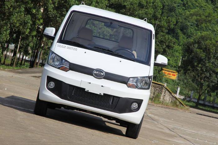 Bán xe tải Veam 990kg, đời 2019, thùng dài 2m6