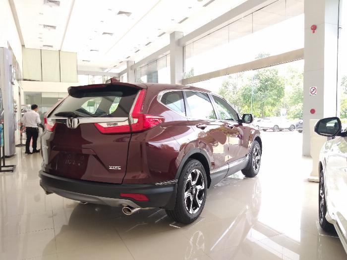 Honda Ôtô Thanh Hóa, Giao Ngay Honda CRV 1.5L, Đời 2019, Màu Đỏ, Giá Cực Sốc, LH: 0962028368 1