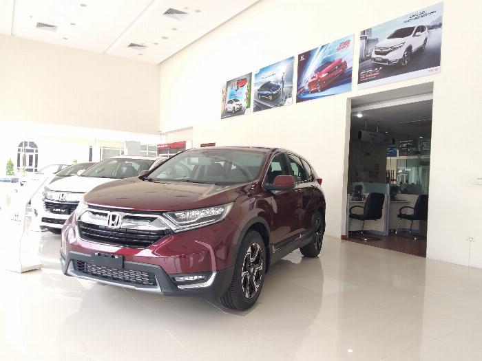 Honda Ôtô Thanh Hóa, Giao Ngay Honda CRV 1.5L, Đời 2019, Màu Đỏ, Giá Cực Sốc, LH: 0962028368 2
