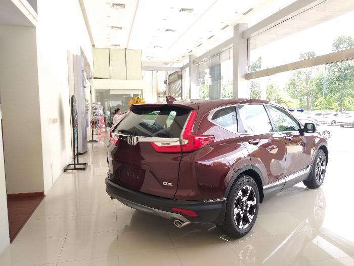 Honda Ôtô Thanh Hóa, Giao Ngay Honda CRV 1.5L, Đời 2019, Màu Đỏ, Giá Cực Sốc, LH: 0962028368 7