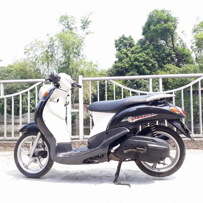 Classico Yamaha xe nguyên bản biển Hà Nội 29 2