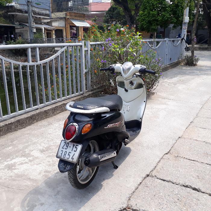Classico Yamaha xe nguyên bản biển Hà Nội 29 3