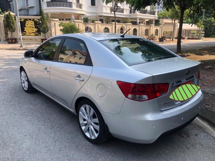 Gia đinh càn bán xe KIA CERATO nhập khẩu Hàn Quốc 2009 5
