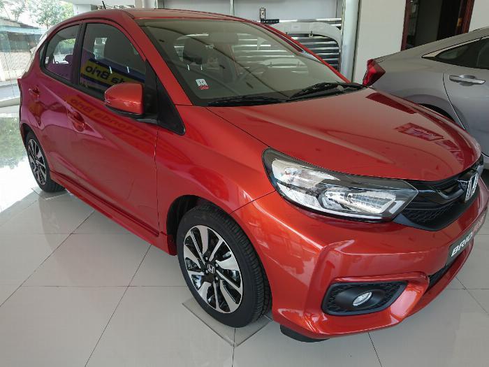 Honda Brio 1.2, Đời 2019, Đủ Màu, Đủ Phiên Bản, Giá Chỉ từ 418tr, LH: 0962028368 5