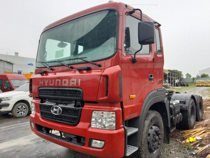 Bán Xe Đầu Kéo Hyundai HD1000 2019, Đầu Kéo Hyundai HD1000 Trả Góp