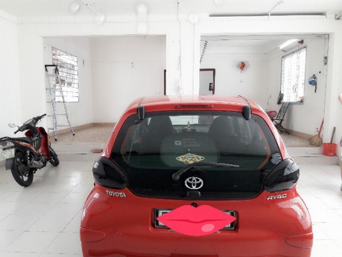 Toyota Aygo nhập 2008