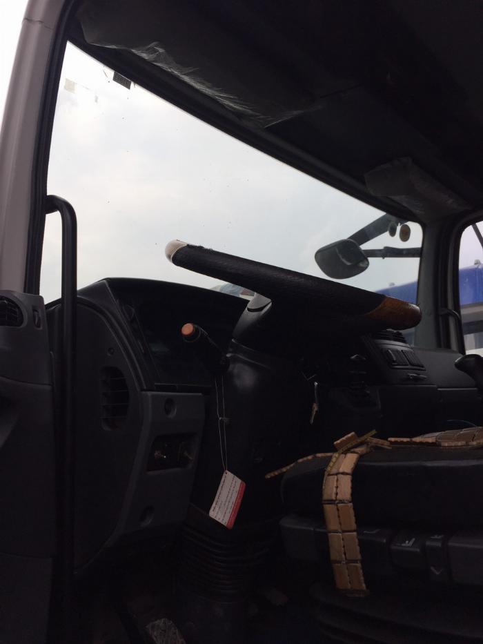 bán xe tải mitshu fuso 3 chân đời 2016 mui bạt
