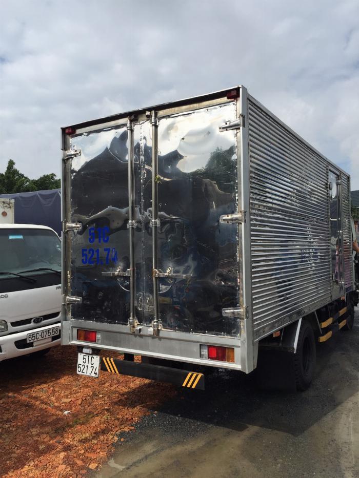 bán isuzu nmr đời 2014 thùng kín tải 1t9 9