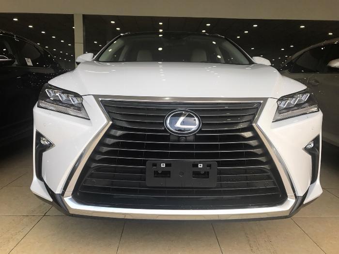 Bán Lexus RX350 NHẬP MỸ ,sản xuất 2017,full option,xe cực mới,biển Hà Nội.LH:0906223838