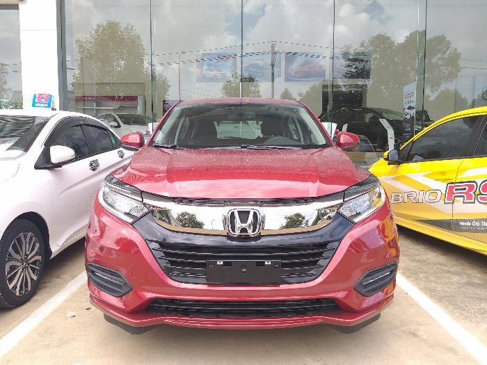 Honda Ôtô Thanh Hóa, Giao Ngay Honda HRV 1.8 L, Màu Đỏ, Đời 2019, Giảm Cực Sốc, LH: 0962028368 1
