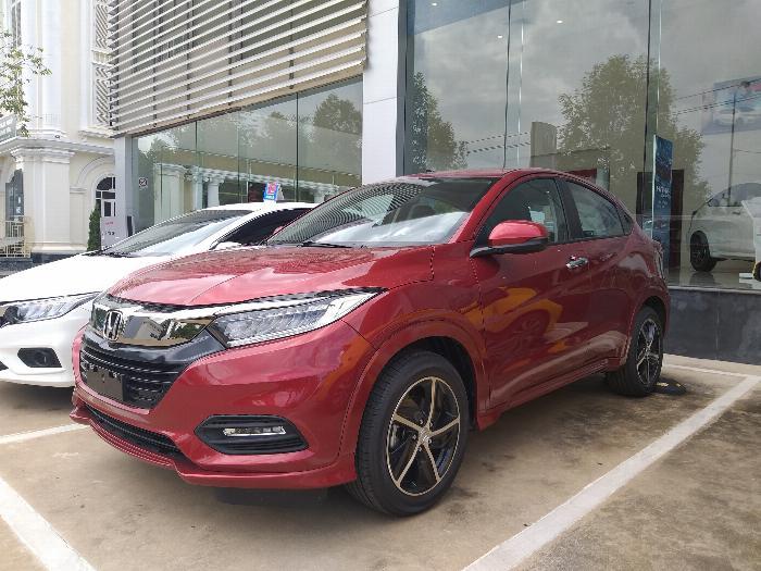 Honda Ôtô Thanh Hóa, Giao Ngay Honda HRV 1.8 L, Màu Đỏ, Đời 2019, Giảm Cực Sốc, LH: 0962028368 0