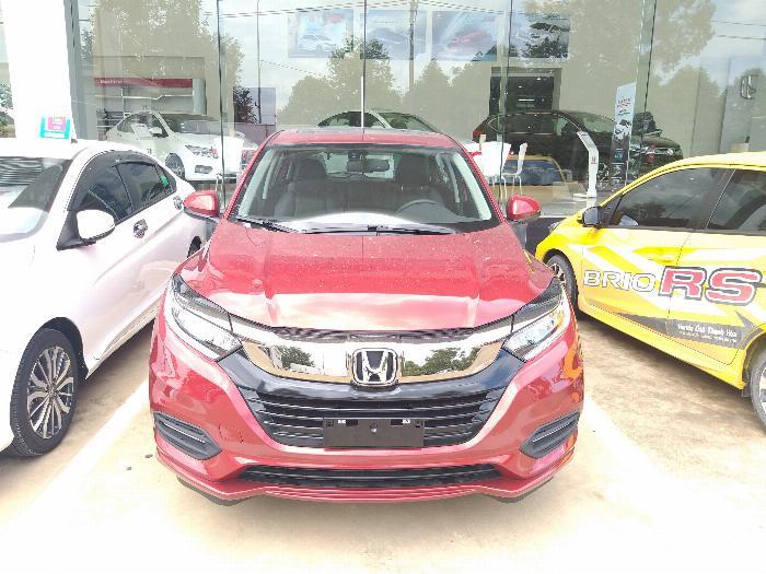 Honda Ôtô Thanh Hóa, Giao Ngay Honda HRV 1.8 L, Màu Đỏ, Đời 2019, Giảm Cực Sốc, LH: 0962028368 2