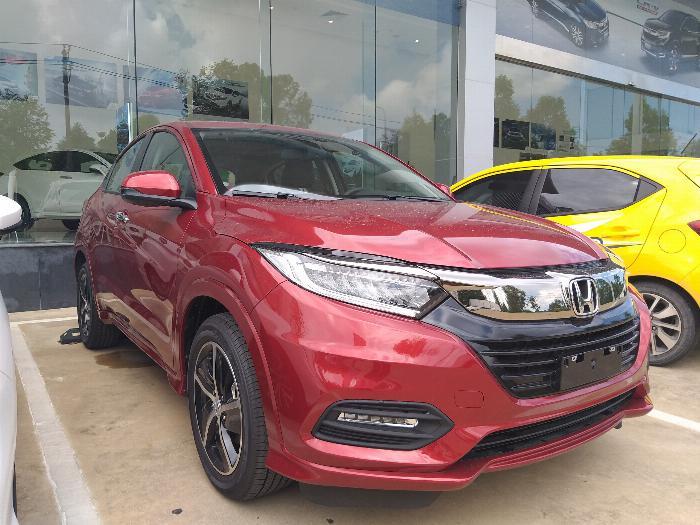 Honda Ôtô Thanh Hóa, Giao Ngay Honda HRV 1.8 L, Màu Đỏ, Đời 2019, Giảm Cực Sốc, LH: 0962028368 3