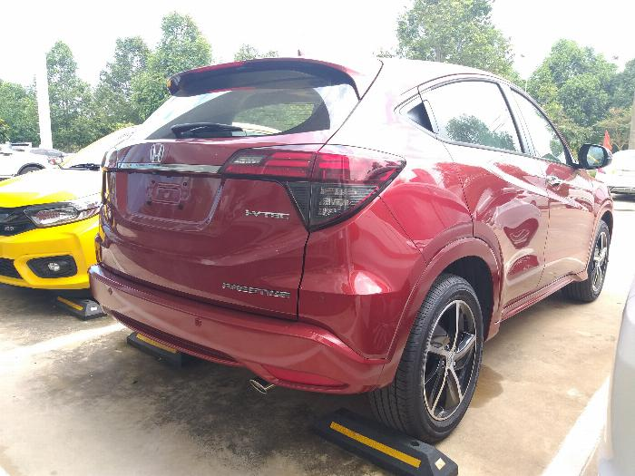 Honda Ôtô Thanh Hóa, Giao Ngay Honda HRV 1.8 L, Màu Đỏ, Đời 2019, Giảm Cực Sốc, LH: 0962028368 5