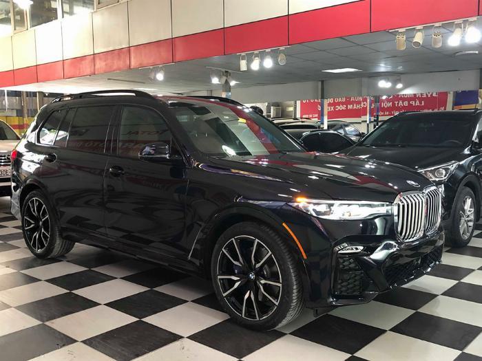 GIAO NGAY BMW X7 xDrive40i 2019 nhập Mỹ cực đẹp giá tốt
