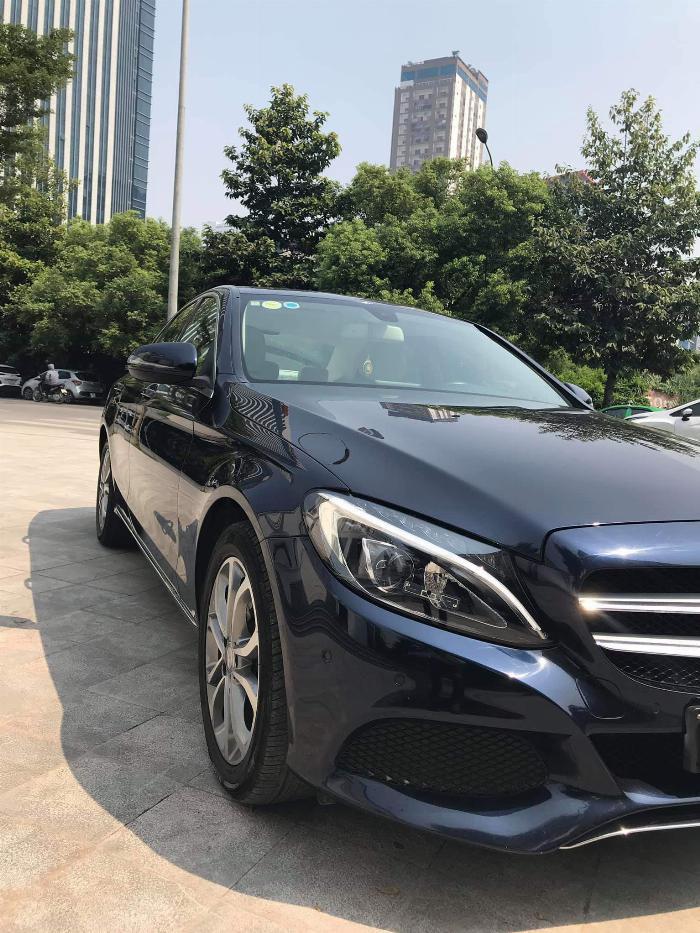 #Mercedes_C200_2016 xanh -  giá mềm 1,15 tỷ
