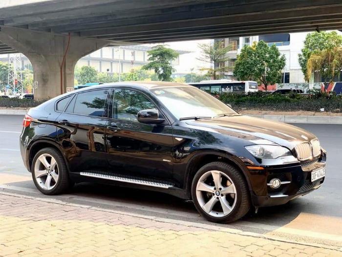 Ban BMW X6 2008/2009 Full option - Giá :799 triệu