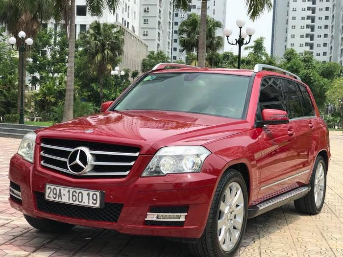 Bán Mercedes GLK 300  sx 2011 - Giá tốt 690 triệu