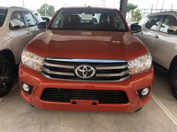 Toyota Hilux sản xuất năm 2019 Số tay (số sàn) Dầu diesel