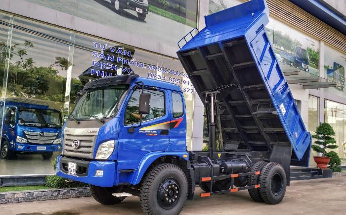 Xe Ben Thaco Forland FD9500 - Ga cơ 9.1 tấn - mới 100% - Hỗ trợ trả góp 2