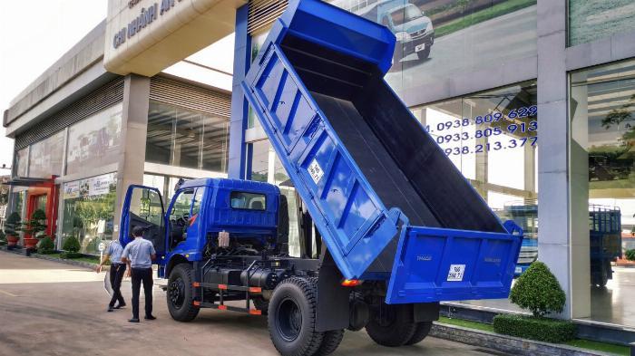 Xe Ben Thaco Forland FD9500 - Ga cơ 9.1 tấn - mới 100% - Hỗ trợ trả góp 3