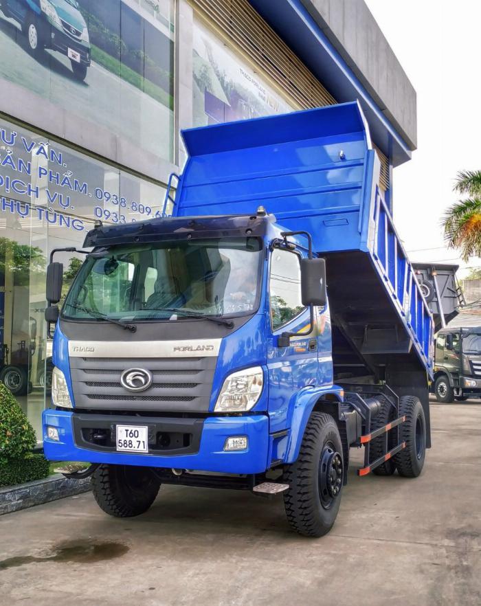 Xe Ben Thaco Forland FD9500 - Ga cơ 9.1 tấn - mới 100% - Hỗ trợ trả góp