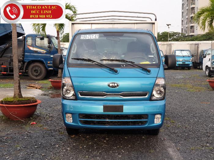 Xe tải KIA K200 đông cơ Hyundai Hàn Quốc. Khuyến mãi 50% lệ phí trước bạ 6