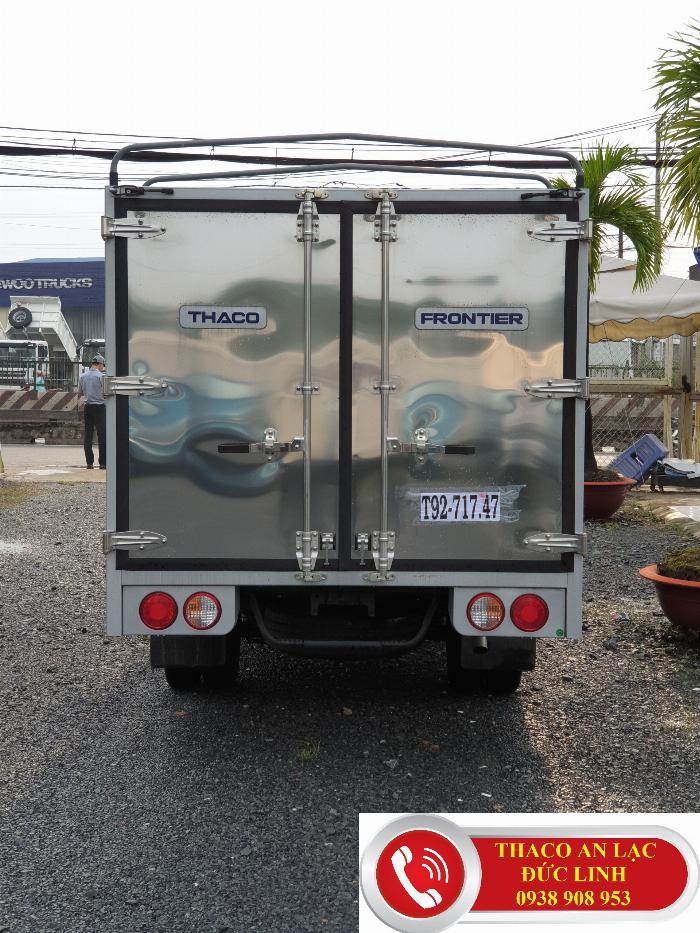 Xe tải KIA K200 đông cơ Hyundai Hàn Quốc. Khuyến mãi 50% lệ phí trước bạ 3
