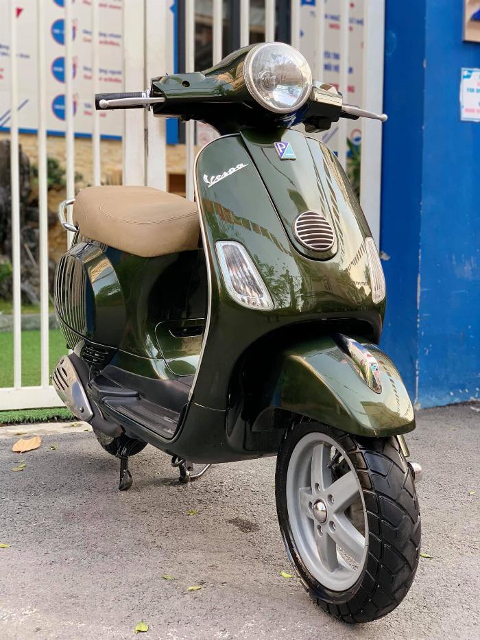 Cần Bán LX ie 2012 màu xanh rêu trẻ trung cực chất