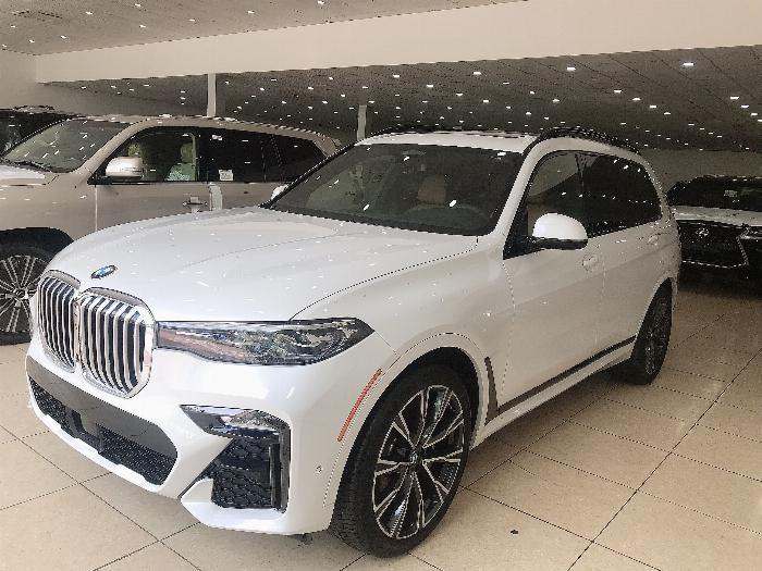 Bán BMW X7 Msport phiên bản thể thao cao cấp nhất,Model 2020,Nhập Nguyên chiếc , xe giao ngay.