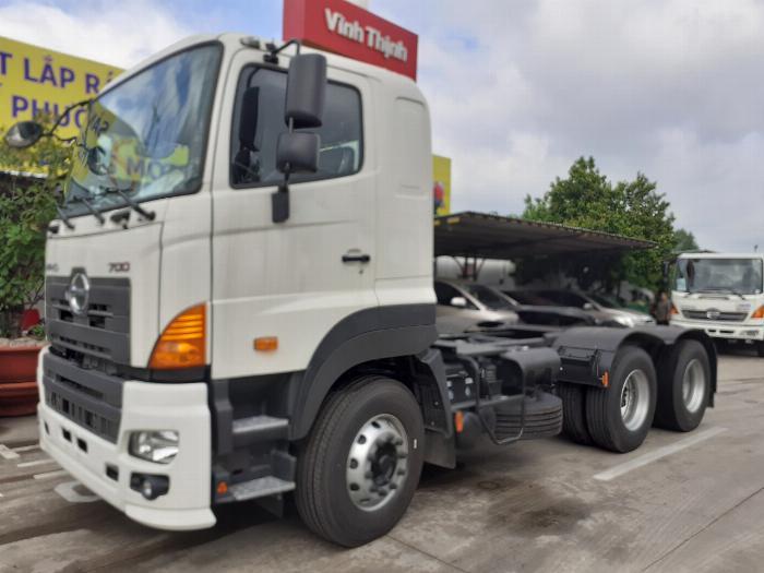 Hino 700 Series (HDT) sản xuất năm 2019 Số tay (số sàn) Xe tải động cơ Dầu diesel