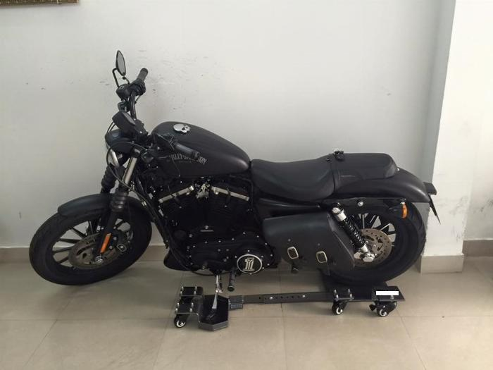Bán bàn xoay xe moto hạng nặng, PKL