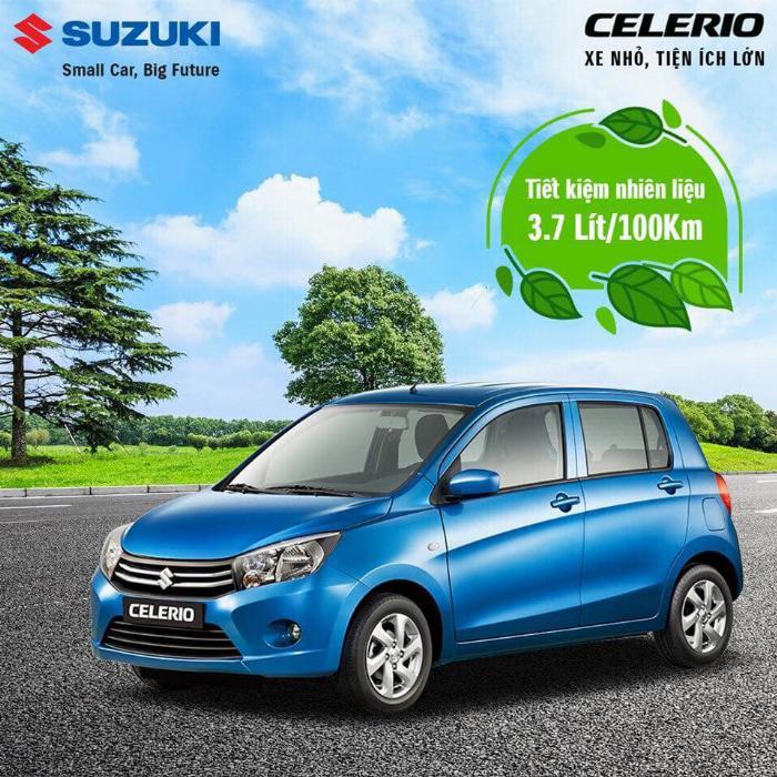 Suzuki Celerio 1