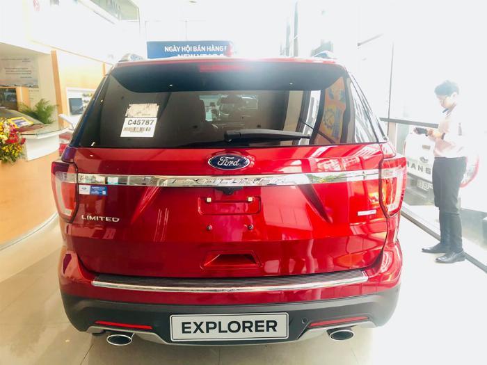 Exflorer 2019 _ giảm sốc đến 130tr _ xe giao ngay 2