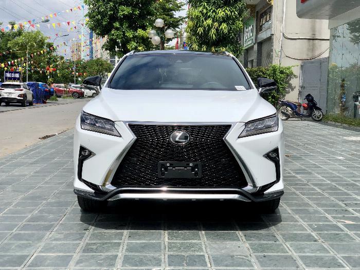 LEXUS RX 350 FSPORT 2019 MỚI 100%