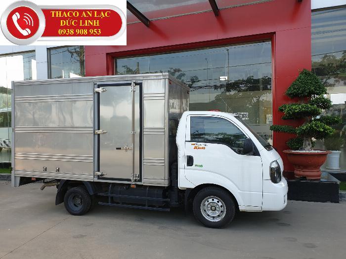Xe tải KIA K200 thùng dài 3,2m chạy trọng thành phố. Khuyến mãi 50% lệ phí trước bạ 2