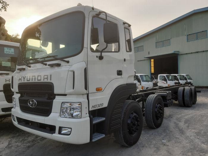 Giá Xe Tải Hyundai HD320 2019, Hyundai HD320...