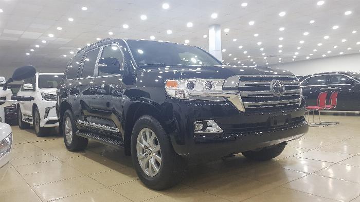 Toyota Land Cruiser sản xuất năm