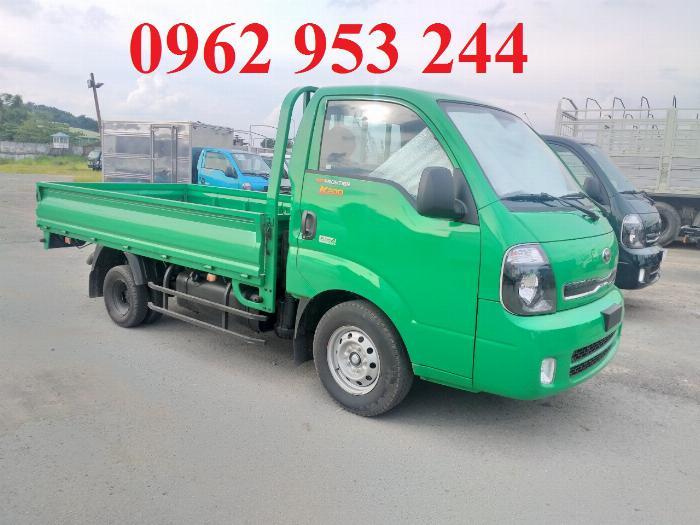 Bán xe K200 tải trọng 1.9T ,động cơ EURO4 máy điện, hỗ trợ trả góp, bảo hành toàn quốc .Tặng 50% phí trước bạ.