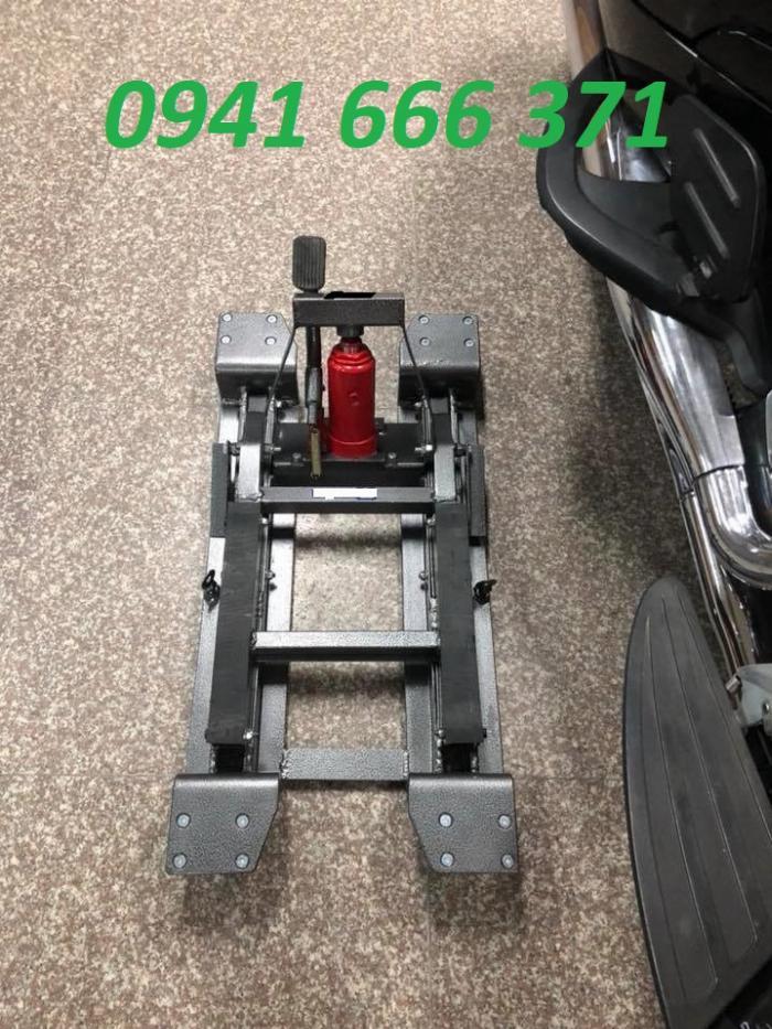 Bệ quay, nâng xe máy chất lượng giá rẻ