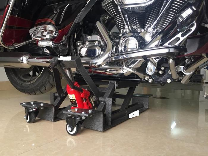 Bệ quay xe máy, xe moto phân khối lớn