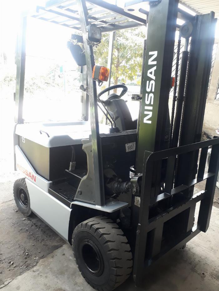 Bán hoặc cho thuê xe nâng điện 1.5 tấn 2