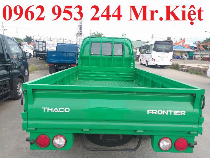 Bán xe K200 tải trọng 1.9T ,động cơ EURO4 máy điện, hỗ trợ trả góp, bảo hành toàn quốc .Tặng 50% phí trước bạ. 3