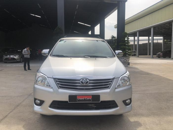 Bán xe Innova E sx 2013 chạy 107.000 xe chắc nịch, giá còn giảm 30 triệu