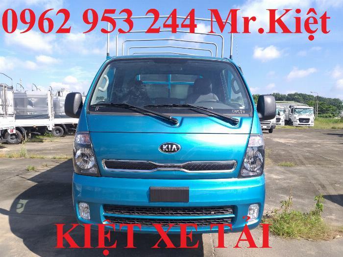 Bán xe K250 tiêu chuẩn EURO 4 tải trọng 2.4T lưu thông thành phố. 4