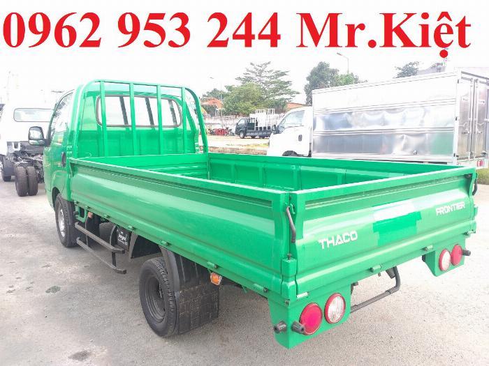 Bán xe K200 tải trọng 1.9T ,động cơ EURO4 máy điện, hỗ trợ trả góp, bảo hành toàn quốc .Tặng 50% phí trước bạ. 5