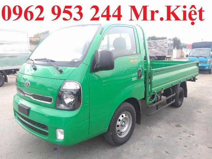Bán xe K200 tải trọng 1.9T ,động cơ EURO4 máy điện, hỗ trợ trả góp, bảo hành toàn quốc .Tặng 50% phí trước bạ. 6