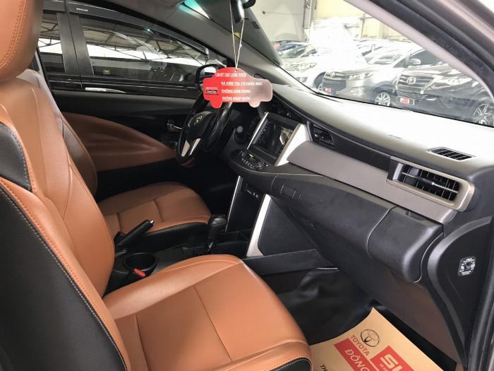 Bán xe Innova G số tự động sx 2017, đệp hết ý, giá giảm hết mức