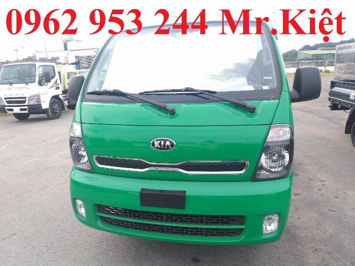 Bán xe K200 tải trọng 1.9T ,động cơ EURO4 máy điện, hỗ trợ trả góp, bảo hành toàn quốc .Tặng 50% phí trước bạ. 7