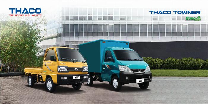 Bán xe Towner 800 tải trọng 900Kg  xe mới 100% hỗ trợ trả góp, bảo hành toàn quốc.